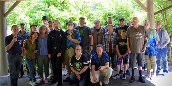 2018 Seattle Pipe Club BBQ