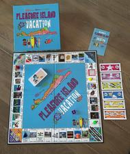 Pleasure Island Vacation Board Game - click to view details