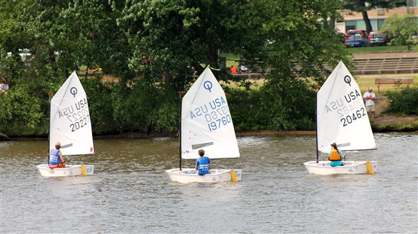 Les Greenfield Regatta - Day 1