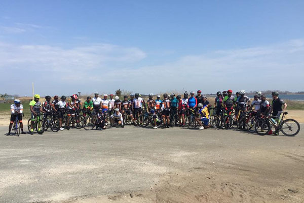 Major Taylor Point Lookout Ride