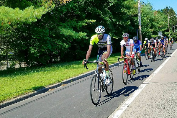 Major Taylor Port Jefferson Ride