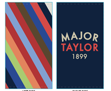 Major Taylor Neck Warmer - click to view details