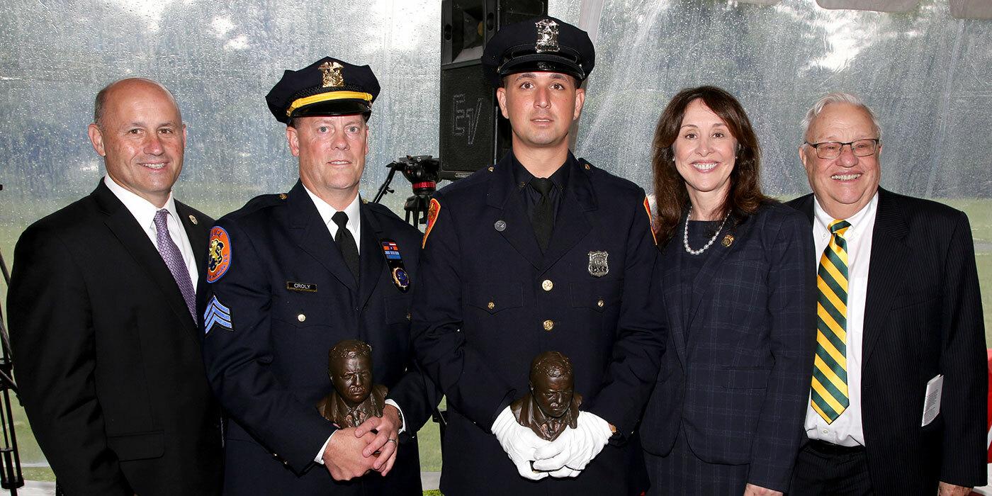 Police Awards - Theodore Roosevelt Association