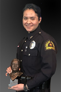 Officer Crystal Almeida Perez