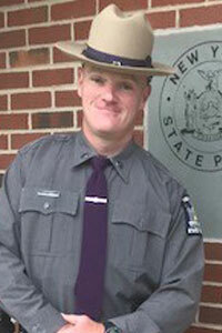 Trooper Sean Pierce Western New York