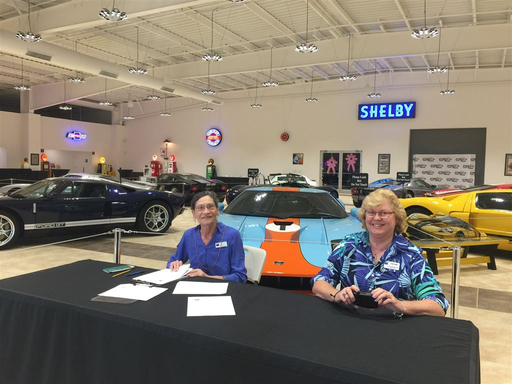 Nov 15,2017 Fundraiser at the American Car Museum in Melbourne