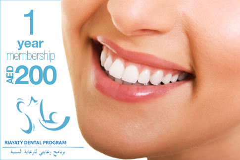 50% off Dental Care Program
