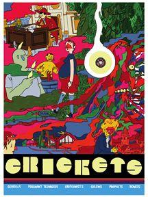 Crickets #2