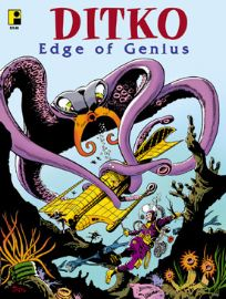 Ditko Edge of Genius