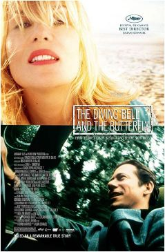 Diving Bell & Butterfly DVD