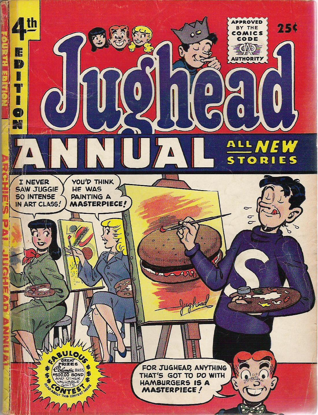 Jughead Annual #4