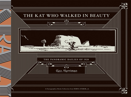 Krazy Kat - The Cat Who Walked in Beauty