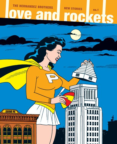 Love and Rockets: New #1