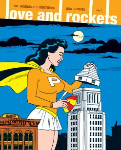 Love and Rockets New Stoires #1