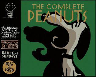 Complete Peanuts 4