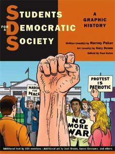 The Students for a Democratic Society by Pekar & Co.