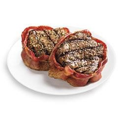 Hy-Vee Choice Reserve Bacon-Wrapped Beef Sirloin