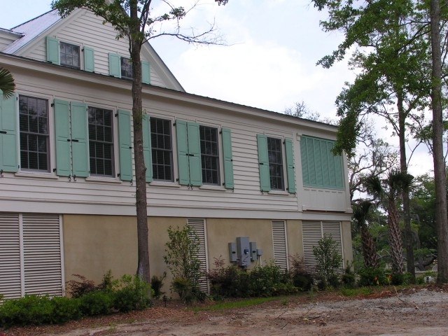Colonial Shutters In North Carolina Coastal Awnings