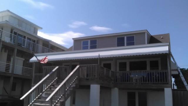 Residential Awnings In North Carolina Coastal Awnings