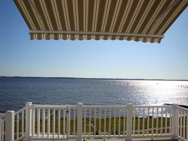 Residential Awnings In North Carolina Coastal Awnings