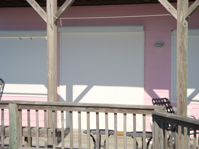Roll Shutters In North Carolina Coastal Awnings