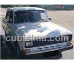 moskvitch 2140 del 1988. Anuncio de Cubisima | Carros código 596113