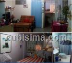 apartamento de 2 y medio cuartos $25,000.00 cuc  en nuevo vedado, plaza, la habana