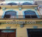 casa de 2 cuartos $27,000.00 cuc  en calle escobar  los sitios, centro habana, la habana