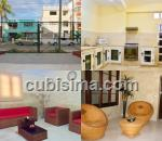 apartamento de 2 y medio cuartos $70000 cuc  en calle 10 vedado, plaza, la habana