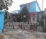casa de 2 cuartos $25000 cuc  en calle e capri, arroyo naranjo, la habana