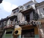 apartamento de 2 cuartos $19000 cuc  en calle san nicolas centro habana, la habana