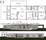 casa de 3 cuartos $25000 cuc  en isla de la juventud, isla de la juventud
