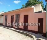 habitacion de 2 cuartos $20 cuc  en calle restoy fajardo  trinidad, sancti spíritus