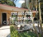 casa de 4 cuartos $120000 cuc  en calle c las granjas, cotorro, la habana