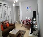 apartamento de 2 cuartos $800 cuc  en calle k vedado, plaza, la habana