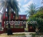 casa de 4 cuartos en calle 35 nuevo vedado, plaza, la habana