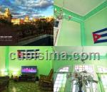 apartamento de 3 cuartos $55000 cuc  en calle reina dragones, centro habana, la habana