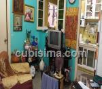 apartamento de 1 cuarto $22000 cuc  en cayo hueso, centro habana, la habana