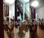 apartamento de 1 y medio cuarto $33000 cuc  en templete, habana vieja, la habana