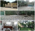 casa de 3 cuartos $40000 cuc  en calle central  santa fé, guanabacoa, la habana
