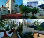 casa de 6 cuartos $500000 cuc  en calle 45 kohly, playa, la habana