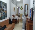 apartamento de 1 cuarto $34000 cuc  en calle 19 vedado, plaza, la habana