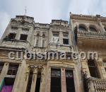 apartamento de 3 y medio cuartos $35000 cuc  en calle concordia  centro habana, la habana