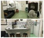 apartamento de 2 cuartos $55000 cuc  en pueblo nuevo, centro habana, la habana