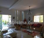 casa de 3 y medio cuartos $200000 cuc  en miramar, playa, la habana