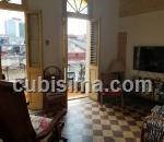 apartamento de 3 cuartos $45000 cuc  en cayo hueso, centro habana, la habana