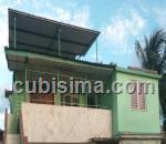 casa de 3 cuartos $30 cuc  en calle 488a guanabo, habana del este, la habana