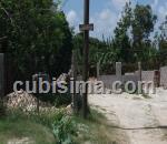 terreno $15000 cuc  en calle final   antonio guiteras, habana del este, la habana