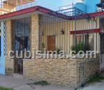 casa de 2 cuartos $350 cuc  en calle 70 buenavista, playa, la habana
