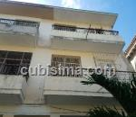 apartamento de 3 cuartos $68,000.00 cuc  en calle desague vedado, plaza, la habana